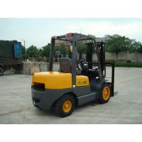 Best Large Capacity Small Electric Forklift , 3.5 Ton Counterbalance Forklift Truck wholesale