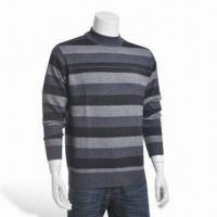 Best Men's Pullover, Made of Cashmere, with Soft and Warm Fitting wholesale