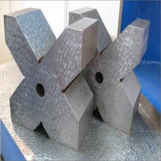 Cheap Cast Iron Vee shape Block,Cast Iron Measuring Tools,Cast Iron Leveling Straight Edge Bridge Type for sale