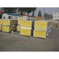 Best Mineral Wool Insulated Sandwich Panels For Steel Structure Panels wholesale