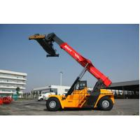 Best RSC45C 45 tons container reach stacker container side lifter empty container handler wholesale