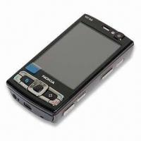 China Refurbished NOKIA N95 3G Phone with 5MP Camera, 8GB Internal Memory, Supports Wi-Fi and GPS on sale