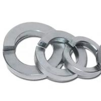 China DIN7980 stainless steel spring lock washers with square end for cheese head screw CE Certification on sale