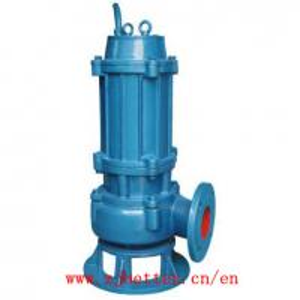 China WQK cutting(knives) submersible sewage pump on sale