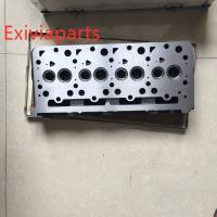 Best Aluminium  Steel V2203 Auto Engine Parts Cylinder Head For Kubota  diesel engine parts bare cylinder head wholesale