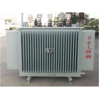 Best 10KV High Voltage Three Phase Oil Immersed Power Transformer For Factory wholesale