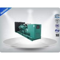 China Ac Synchronous Perkins Diesel Genset 600kw 750kva Open Type on sale