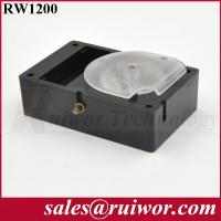 Best Cuboid Anti Theft Pull Box With Alarming , Coiled Security Cable 71x45x21mm wholesale