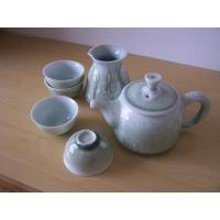 Best Fine China Tea Pot Art Glazing wholesale