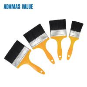 Best Professional Artist Interior Paint Brushes , Watercolor Paint Fine Bristle Paint Brush wholesale