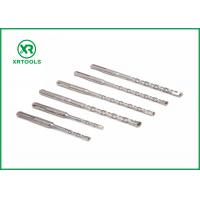 China 6 * 160mm S4 Flute SDS Drill Bits , YG8C Electric Hammer Sds Plus Drill Bits on sale