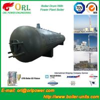 Buy cheap Corrosion resistance oil steam boiler mud drum ISO9001 product