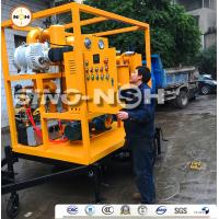 China Transformer Oil Filtration and Dehydration Plant for High Voltage Power Transformer, Used Transformer Oil Filter Machine on sale
