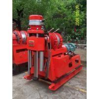 Best Small Hydraulic chuck Core Drilling Equipment Mechanical drive Quarry Core Drill Rig wholesale