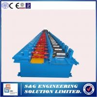 China Insulated Polystyrene Rolling Shutter Forming Machine For 0.25 - 0.5mm Thickness on sale