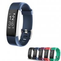 Best ID115 Plus Wristband Sport Heart Rate Smartband Fitness Tracker  Smart Watch Smart Bracelet wholesale