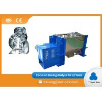 China High Speed Double Ribbon Mixer Vertical Type Stable Performance Easy To Operate on sale