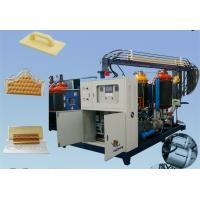 Buy cheap Energy Saving PU Foaming Injection Molding Machine CE Certificated product