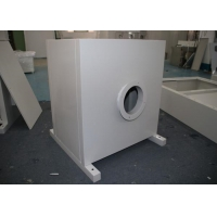 Best Customize Clean Room Hepa Filter Box Diffuser Round Duct Interface For Special Vents wholesale