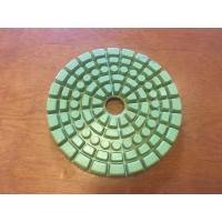 China 4 Inch Dry Polish Pads for Concrete Marble Granite Stone Floor on sale