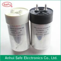 High power capacitor for wind turbine energy generators 400UF 1100VDC