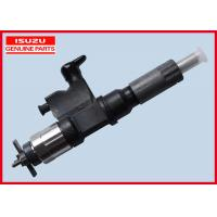 Best Black ISUZU Genuine Parts Diesel Injector Nozzle For NPR75 8982843930 wholesale