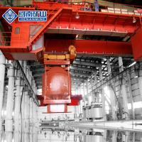 China Metallurgical Double Girder Overhead Crane Stable Performance 10.5 - 31.5 Span on sale