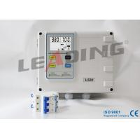 China Small Size Simplex Pump Controller 380V-415V Working Voltage , Plastic Panel Material on sale