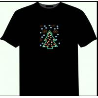 Best EL Sound Active T-Shirt wholesale