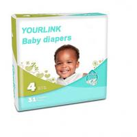 Best new born oem private label fine baby diapers new Fujian manufacturer wholesale