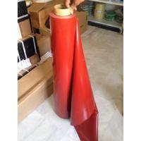 Best red Silicon Elastic Fabric and silicone coated rubber fiberglass cloth wholesale
