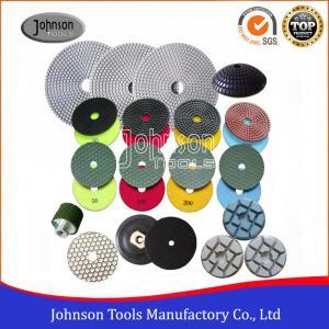 China Diamond Polishing Tools Diamond Polishing Pads For Concrete Countertops on sale
