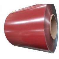 Buy cheap 10mm - 2550mm Width Color Coated Aluminium Coil With PVDF FEVE Coating from wholesalers