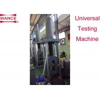 Best Universal Wire Tensile Testing Machine Tensile Strength Measurement Device 4 Columns wholesale