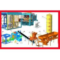 Best Qt 6-15b Fly Ash Brick Production Line wholesale