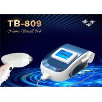 China 12X20mm Big Spot Size 10.4 Screen 808nm Super Painless Hair Removal Machine on sale