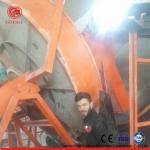 Best Multifunctional NPK Compound Fertilizer Production Line Pan Granulator wholesale