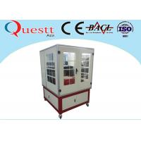 Best Safer YAG Precision Laser Cutting Machine 1x1M With A Sealed Gantry Working Table wholesale