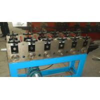 Best 3 Phases Round Downspout Welded Pipe Roll Forming Machine With PLC Control wholesale