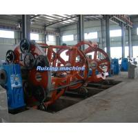 Best 1+6 Laying up machine for cabling the multi-core 3 to 7 plastic cables, XLPE cables wholesale