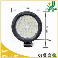 Best Best seller quality auto parts 36w led work light for auto Atv SUV car head lamp wholesale