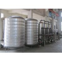 Buy cheap Complete Dairy Liquid UHT Milk Processing Line Turnkey 3000LPH product