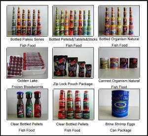 Best Fish Food Pet Food Pellets&Flakes Fish Food wholesale