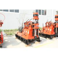 China XY-4 Portable Core Drilling Rig Hole Depth 1000m For Petroleum Natural Gas on sale