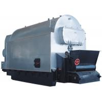 Best Water heated 8 Ton Coal Fired Steam Boiler Of High Pressure 1.25Mpa - 2.45Mpa wholesale