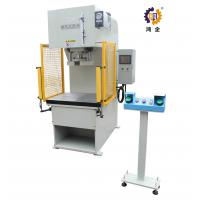 Best 5T - 100T Precise Hydraulic Punching Machine For Metal And Plastic Material wholesale