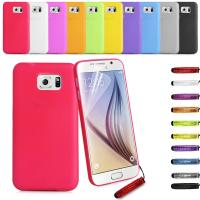 0.33mm Ultra Thin Samsung Cell phone Cove Both sides Matte PVC Phone cover