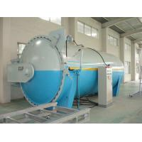 Best Automatic Laminated Vulcanizing Autoclave Industrial Φ3m , High Efficiency wholesale