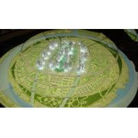 Best Cool City Durable Architectural Model Maker , ECO Tower Scale Model wholesale