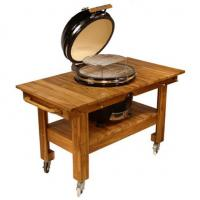 Best Kamado BBQ With Wooden Table wholesale